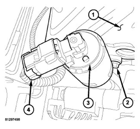 Replace EGR valve for ram1500/5