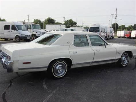 Purchase used 1977 Dodge Monaco Royal Brougham in 530 N