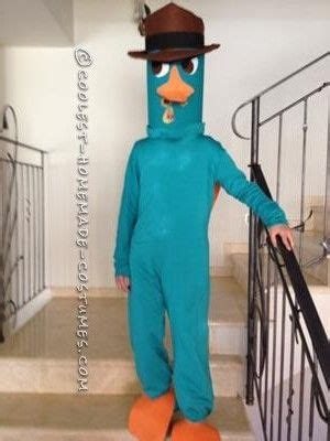Coolest Perry the Platypus Costume