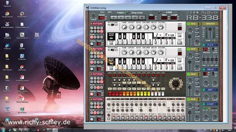 Rebirth RB-338 Synthesizer download legal free complete